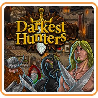 Darkest Hunters - Switch NA - FULL GAME
