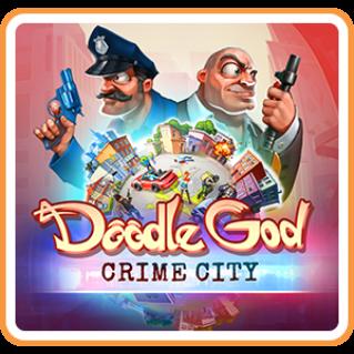 Doodle God: Crime City - FULL GAME - Switch EU - Instant