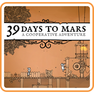 39 Days to Mars - Switch NA - FULL GAME