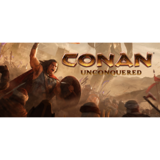 Conan Unconquered - FULL GAME - Steam Instant
