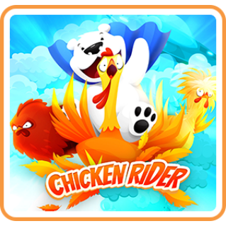 Chicken Rider - Switch NA - FULL GAME