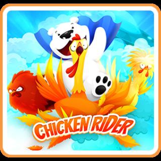 Chicken Rider - Switch NA - FULL GAME