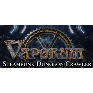 Vaporum - PS4 EU - FULL GAME
