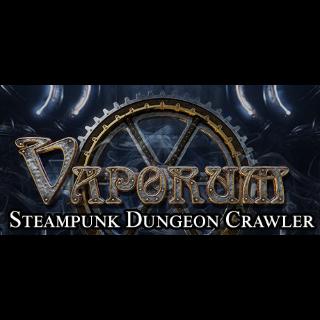 Vaporum - PS4 EU - FULL GAME