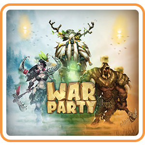 Warparty - Switch EU - FULL GAME