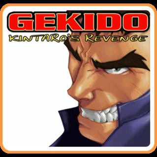 Gekido Kintaro's Revenge - Switch NA - FULL GAME
