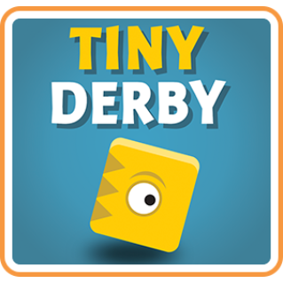 Tiny Derby (Playable now!) - Switch EU - FULL GAME - Instant