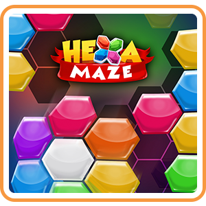 Hexa Maze - Switch EU - FULL GAME