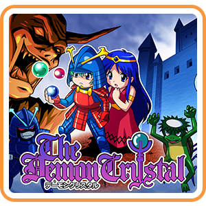 The Demon Crystal - Switch NA - FULL GAME