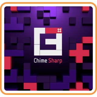 Chime Sharp (EARLY ACCESS) - Switch NA - FULL GAME - Instant