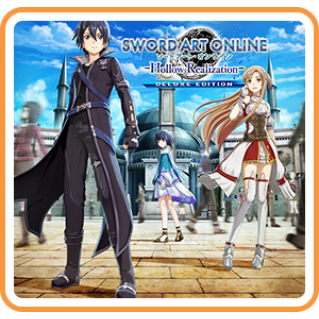 SWORD ART ONLINE: HR Deluxe Edition - Switch EU - FULL GAME - Instant