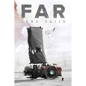FAR: Lone Sails - FULL GAME - Xbox one Instant