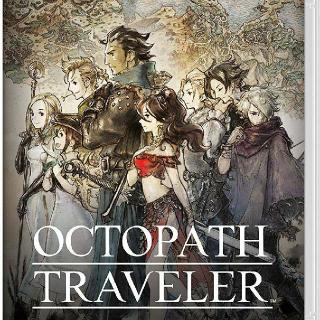 Octopath Traveler:)