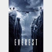 Everest - Digital HDX/HD - VUDU - Movies Anywhere - iTunes - Instant Transfer
