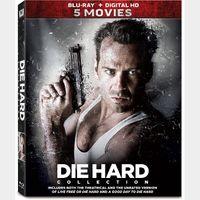 Die Hard - 5 Film Collection - Digital HD Code - Instant Transfer