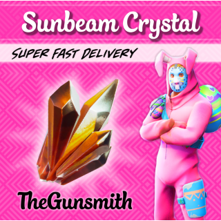 Sunbeam Crystal | 1 000x