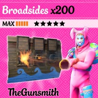 Bundle | 200x Broadside Traps