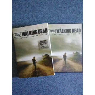 THE WALKING DEAD: SEASON 2 - DVD