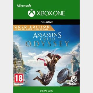 Assassin's Creed® Odyssey - GOLD EDITION Xbox One Digital Code (AR - Argentina) - 𝓐𝓾𝓽𝓸 𝓓𝓮𝓵𝓲𝓿𝓮𝓻𝔂