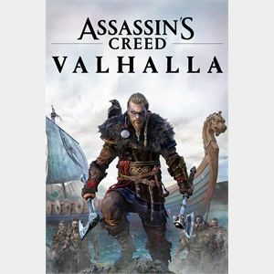 Assassin's Creed Valhalla Digital Code (US) - 𝓐𝓾𝓽𝓸 𝓓𝓮𝓵𝓲𝓿𝓮𝓻𝔂