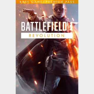 Battlefield™ 1 Revolution Xbox One Digital Code (AR - Argentina) - 𝓐𝓾𝓽𝓸 𝓓𝓮𝓵𝓲𝓿𝓮𝓻𝔂