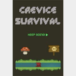 Crevice Survival (AR - Argentina)