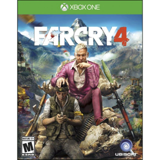 Far Cry® 4 Xbox One Digital Code (AR) - 𝓐𝓾𝓽𝓸 𝓓𝓮𝓵𝓲𝓿𝓮𝓻𝔂
