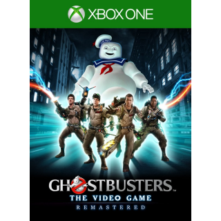 Ghostbusters: The Video Game Remastered Xbox One Digital Code (AR) - 𝓐𝓾𝓽𝓸 𝓓𝓮𝓵𝓲𝓿𝓮𝓻𝔂