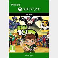 Ben 10 Xbox One Digital Code (US) - 𝓐𝓾𝓽𝓸 𝓓𝓮𝓵𝓲𝓿𝓮𝓻𝔂
