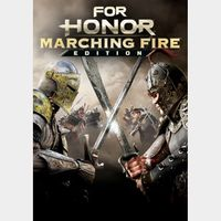 FOR HONOR MARCHING FIRE EDITION Xbox One Digital Code (US) - 𝓐𝓾𝓽𝓸 𝓓𝓮𝓵𝓲𝓿𝓮𝓻𝔂