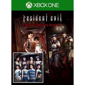 Resident Evil: Deluxe Origins Bundle Xbox One Digital Code (AR) - 𝓐𝓾𝓽𝓸 𝓓𝓮𝓵𝓲𝓿𝓮𝓻𝔂