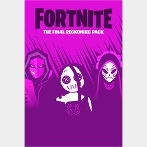 Fortnite - The Final Reckoning Pack (AR - Argentina)