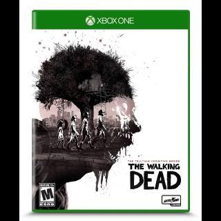 The Walking Dead: The Telltale Definitive Series Xbox One Digital Code (AR) - 𝓐𝓾𝓽𝓸 𝓓𝓮𝓵𝓲𝓿𝓮𝓻𝔂