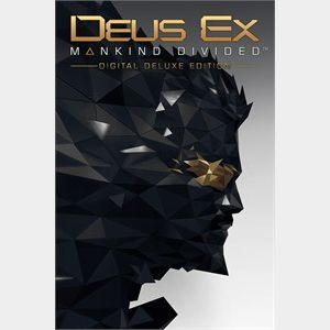 Deus Ex: Mankind Divided - Digital Deluxe Edition (AR - Argentina)