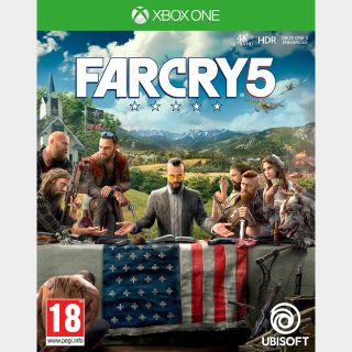 Far Cry® 5 Xbox One Digital Code (AR - Argentina) - 𝓐𝓾𝓽𝓸 𝓓𝓮𝓵𝓲𝓿𝓮𝓻𝔂