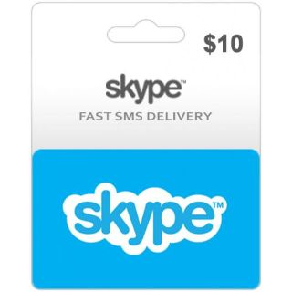 $10.00 Skype Global