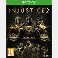 Injustice™ 2 - Legendary Edition Xbox One Digital Code (US) - 𝓐𝓾𝓽𝓸 𝓓𝓮𝓵𝓲𝓿𝓮𝓻𝔂