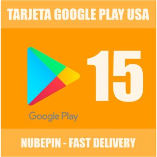 $15.00 Google Play (US) - 𝓐𝓾𝓽𝓸 𝓓𝓮𝓵𝓲𝓿𝓮𝓻𝔂