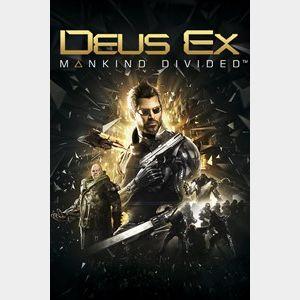 Deus Ex: Mankind Divided™ (AR - Argentina)
