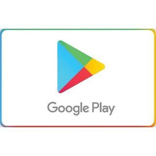 $25.00 Google Play (US)