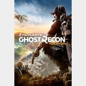 Tom Clancy's Ghost Recon® Wildlands - Standard Edition (AR - Argentina)