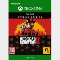 Red Dead Redemption 2: Special Edition Xbox One Digital Code (AR - Argentina) - 𝓐𝓾𝓽𝓸 𝓓𝓮𝓵𝓲𝓿𝓮𝓻𝔂