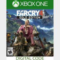 FAR CRY 4 GOLD EDITION Xbox One Digital Code (AR - Argentina) - 𝓐𝓾𝓽𝓸 𝓓𝓮𝓵𝓲𝓿𝓮𝓻𝔂