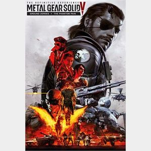 METAL GEAR SOLID V: THE DEFINITIVE EXPERIENCE (AR - Argentina)