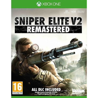 Sniper Elite V2 Remastered Xbox One Digital and Windows 10 PC (AR - Argentina) - 𝓐𝓾𝓽𝓸 𝓓𝓮𝓵𝓲𝓿𝓮𝓻𝔂