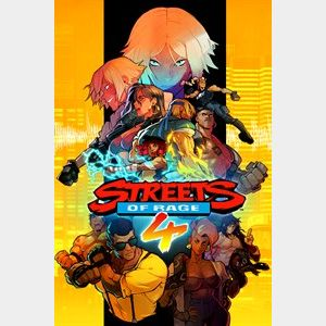 Streets of Rage 4 (AR - Argentina)