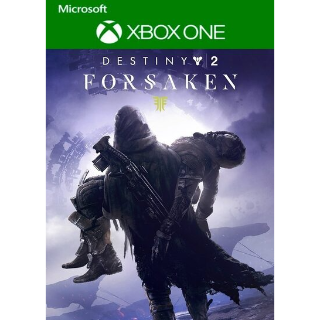 Destiny 2: Forsaken Xbox One Digital Code (AR) - 𝓐𝓾𝓽𝓸 𝓓𝓮𝓵𝓲𝓿𝓮𝓻𝔂