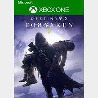 Destiny 2: Forsaken Xbox One Digital Code (AR - Argentina) - 𝓐𝓾𝓽𝓸 𝓓𝓮𝓵𝓲𝓿𝓮𝓻𝔂