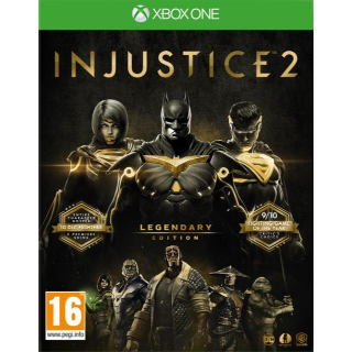 Injustice™ 2 - Legendary Edition Xbox One Digital Code (AR) - 𝓐𝓾𝓽𝓸 𝓓𝓮𝓵𝓲𝓿𝓮𝓻𝔂