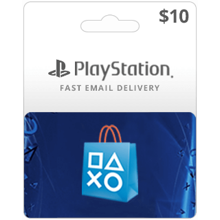 $10.00 PlayStation US - 𝓐𝓾𝓽𝓸 𝓓𝓮𝓵𝓲𝓿𝓮𝓻𝔂